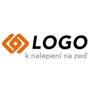 Firemní logo na zeď
